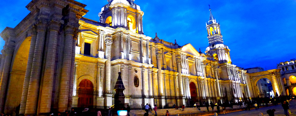 HD Lima - City of the Kings Full Day
